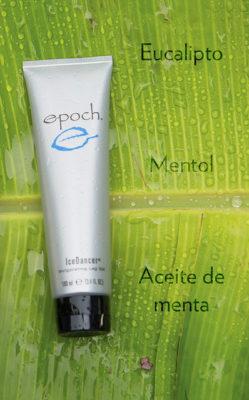 solución IceDancer para refresca piernas en tu Spa en casa